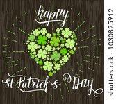 vector illustration of happy... | Shutterstock .eps vector #1030825912