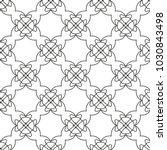 seamless vector pattern in... | Shutterstock .eps vector #1030843498