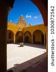 campeche  mexico   january 31... | Shutterstock . vector #1030872562