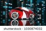car design   3d illustration | Shutterstock . vector #1030874032