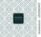 abstract seamless pattern... | Shutterstock .eps vector #1031002495