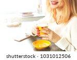 female freelancer concept.... | Shutterstock . vector #1031012506