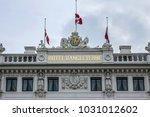 copenhagen  denmark   june 22 ... | Shutterstock . vector #1031012602