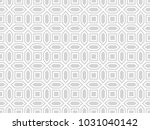 abstract geometric pattern. a... | Shutterstock .eps vector #1031040142