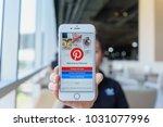 chiang mai  thailand   feb 22... | Shutterstock . vector #1031077996