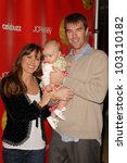 trista and ryan sutter and baby ... | Shutterstock . vector #103110182