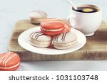 3d render composition with... | Shutterstock . vector #1031103748