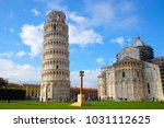 Pisa Tower. Spring Time  Italy