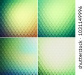 abstract colorful tiled pattern ... | Shutterstock .eps vector #1031149996