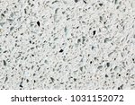 Small photo of White polished artificial stone agglomerate