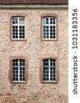 Windows On The Building  Brick...