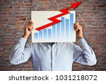 sales increase strategy concept ... | Shutterstock . vector #1031218072