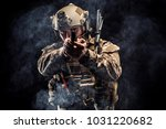 special forces united states... | Shutterstock . vector #1031220682