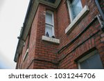 older building in a england city | Shutterstock . vector #1031244706