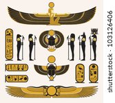 Ancient Egyptian Symbols And...