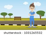the  professional medical team... | Shutterstock .eps vector #1031265532