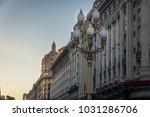 buildings in downtown buenos... | Shutterstock . vector #1031286706