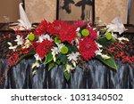 bridal image  splendid and... | Shutterstock . vector #1031340502