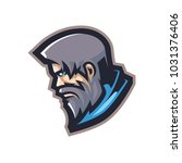 man head e sport logo | Shutterstock .eps vector #1031376406