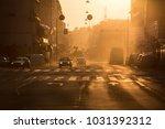 turku  finland   february 19th... | Shutterstock . vector #1031392312