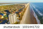 aerial view of daytona beach ...   Shutterstock . vector #1031441722