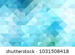 light blue  green vector... | Shutterstock .eps vector #1031508418