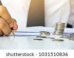 finance investment concept    Shutterstock . vector #1031510836
