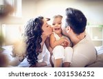 love between family is most... | Shutterstock . vector #1031536252