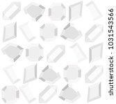 diamond pattern design white... | Shutterstock .eps vector #1031543566