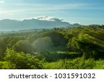 wild mountain landscape in the... | Shutterstock . vector #1031591032