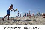 durres  albania   circa aug ... | Shutterstock . vector #1031612596