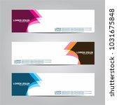 vector design banner... | Shutterstock .eps vector #1031675848