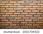 brick wall orange | Shutterstock . vector #1031734522