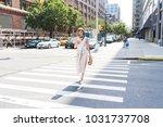 new york  new york   july 12 ... | Shutterstock . vector #1031737708