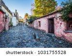 colonia del sacramento   july... | Shutterstock . vector #1031755528