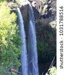 hawaiian landscapes  kauai ...   Shutterstock . vector #1031788516