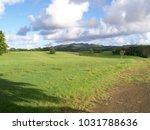 hawaiian landscapes  kauai ...   Shutterstock . vector #1031788636