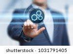 automation software technology... | Shutterstock . vector #1031791405