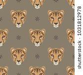 seamless geometrical pattern...   Shutterstock .eps vector #1031812978