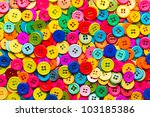sewing buttons background....