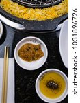 Small photo of Korean BBQ food