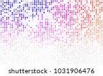 light blue  red vector red... | Shutterstock .eps vector #1031906476