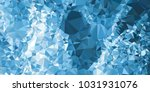 low polygonal mosaic layout for ...   Shutterstock .eps vector #1031931076