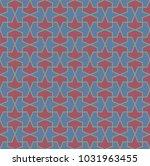 seamless geometric pattern in...   Shutterstock .eps vector #1031963455