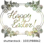 mosaic holiday label with...   Shutterstock .eps vector #1031988862
