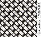 vector seamless zigzag line... | Shutterstock .eps vector #1032030985