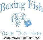 vector of fish logo