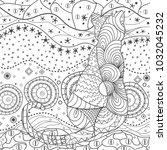 cat. wallpaper. design... | Shutterstock . vector #1032045232