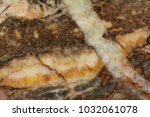 surface of brow marble | Shutterstock . vector #1032061078