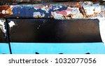 metal background of natural...   Shutterstock . vector #1032077056